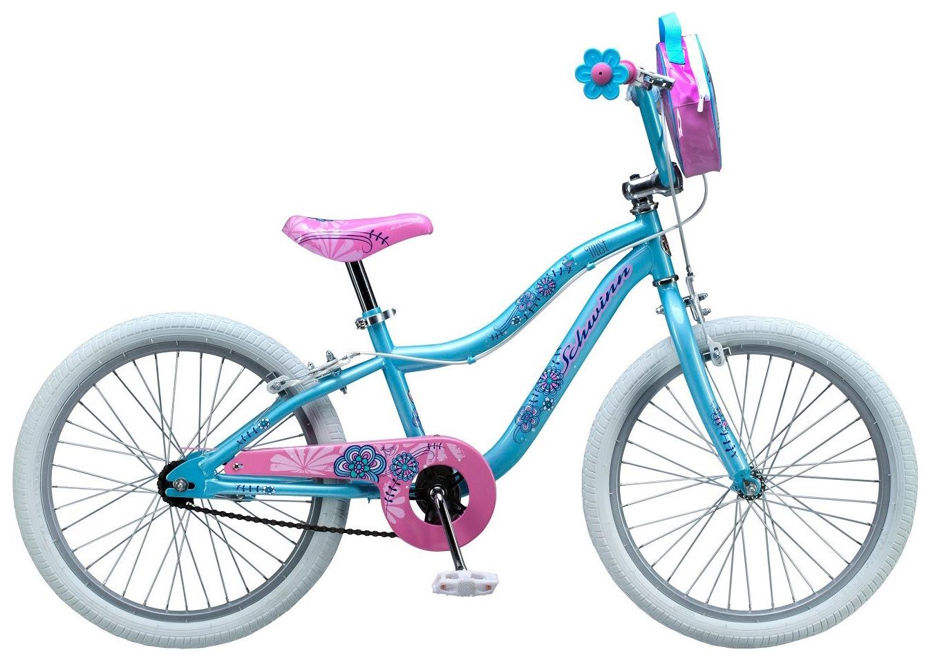 Купить Велосипед Schwinn 2017 onesize Mist 20 голубой S2367E, Детские двухколесные велосипеды