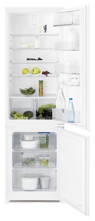 Встраиваемый холодильник Electrolux ENN92811BW White
