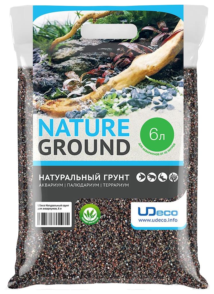 Натуральный песок для аквариумов и террариумов UDeco