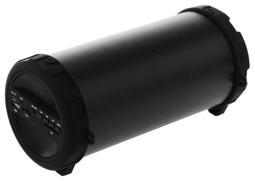 Беспроводная акустика Ginzzu GM 986B Black