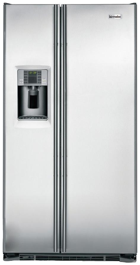 Холодильник Io mabe ORE 24 CGFFSS Silver/Grey