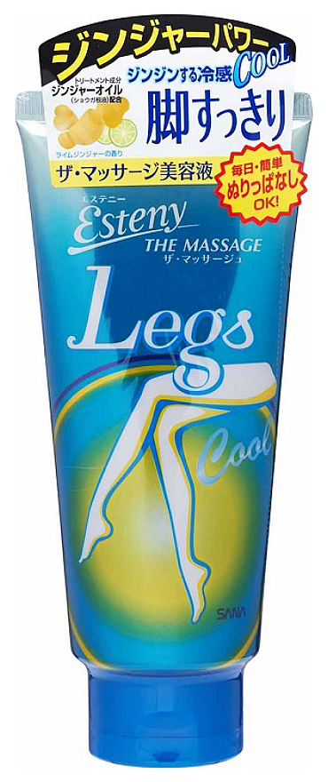 Гель для ног Sana Legs Cool