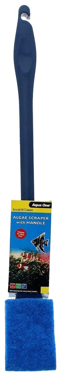 Стеклоочиститель аквариума Aqua One Algae Scraper