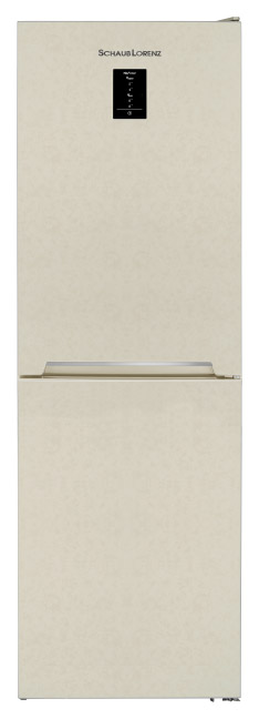 Холодильник Schaub Lorenz SLU S339C4E Beige
