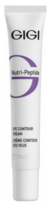 Крем для глаз GIGI Nutri-Peptide Eye Contour Cream 20 мл