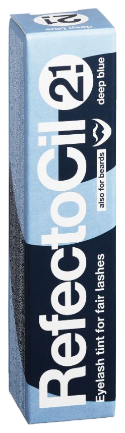 Краска для бровей RefectoCil 2.1 Темно-синий 15 мл фото