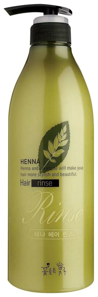 Кондиционер для волос Flor De Man Henna Hair Rinse 730 мл.