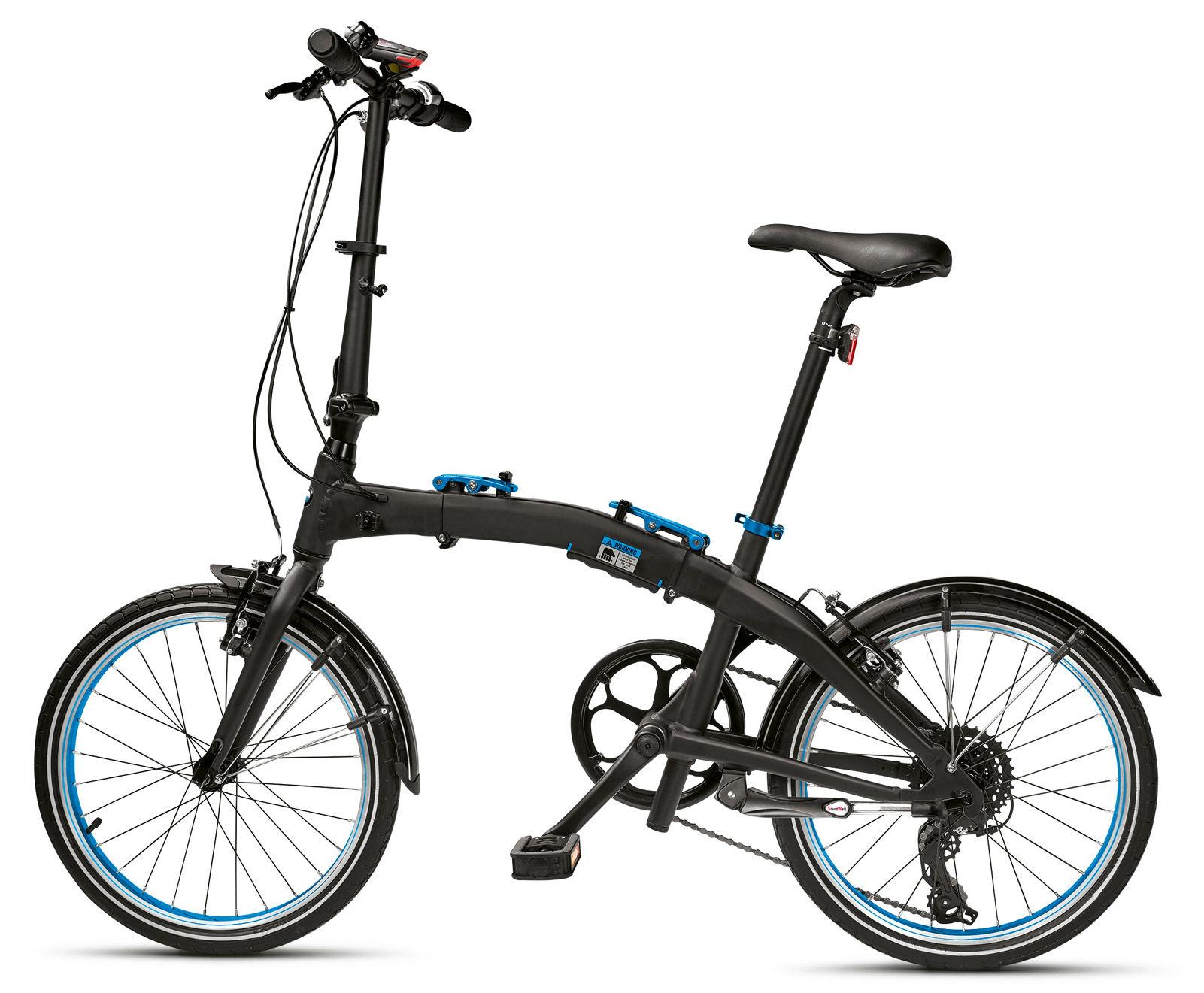 Велосипед BMW 80912447964 Black Blu