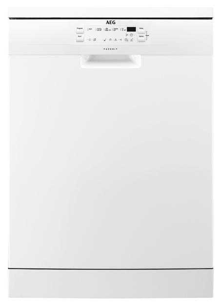 Посудомоечная машина 60 см AEG FFB95261ZW white