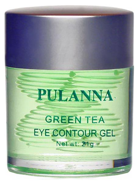 Гель для глаз Pulanna Зеленый чай