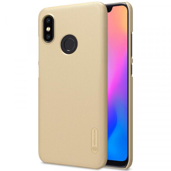 Чехол Nillkin Matte для Xiaomi Mi 8 Gold