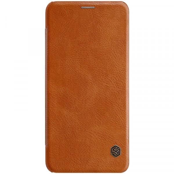 Чехол Nillkin Qin Series для Huawei P Smart+ (nova 3i) Brown
