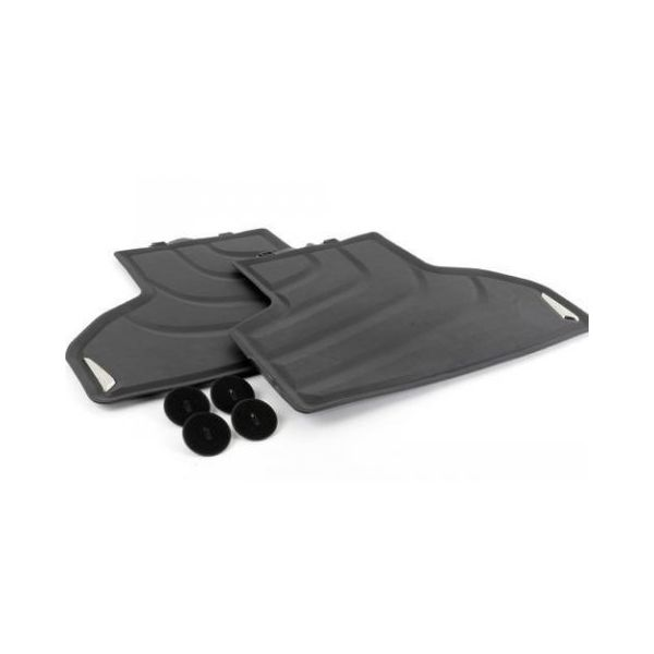 Комплект ковриков в салон автомобиля BMW 51472458441