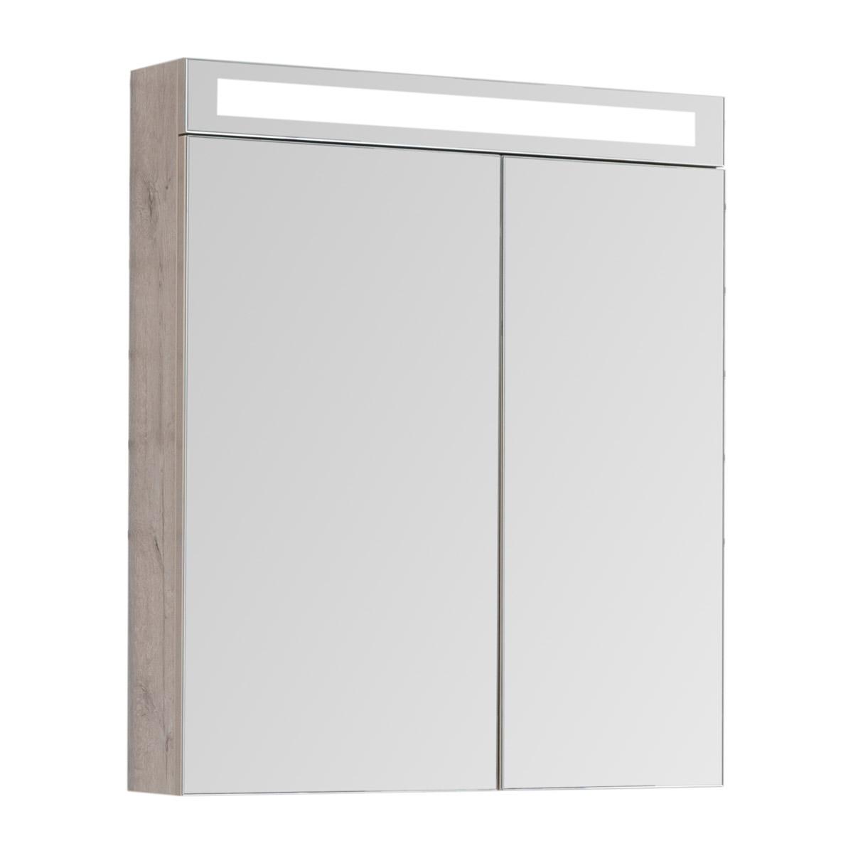 Зеркальный шкаф для ванной Dreja 77.9008D