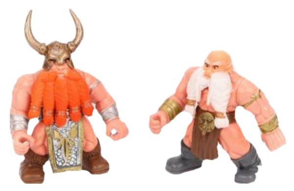 Купить Набор фигурок Гномы, 2 шт., аксессуары, в ассортименте, Наша игрушка, Игровые наборы