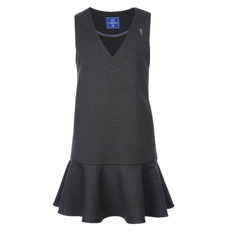 Купить Сарафан Смена, цв. серый, 158 р-р, Детские платья и сарафаны
