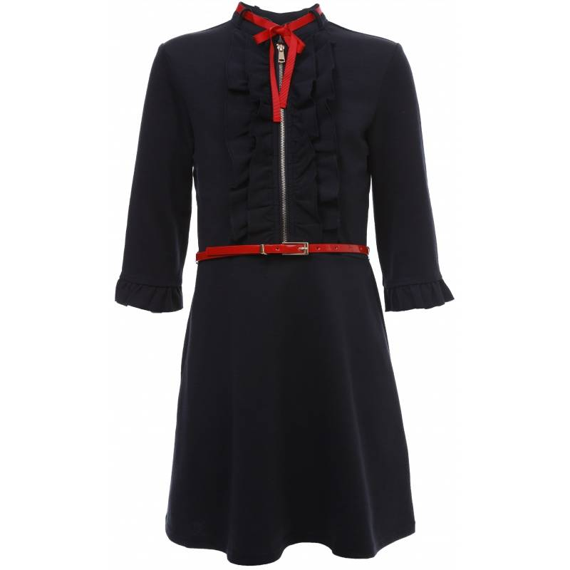 Купить Платье Acoola, цв. темно-синий, 164 р-р, Детские платья и сарафаны