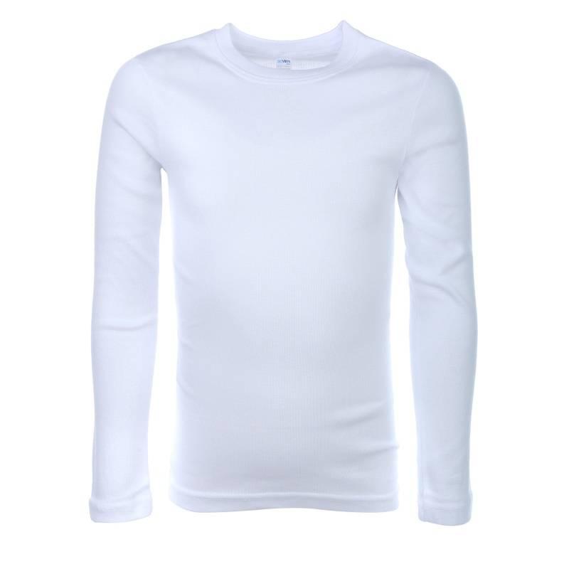 Купить 7066, Футболка SEVIM, цв. белый, 92 р-р, Детские футболки, топы