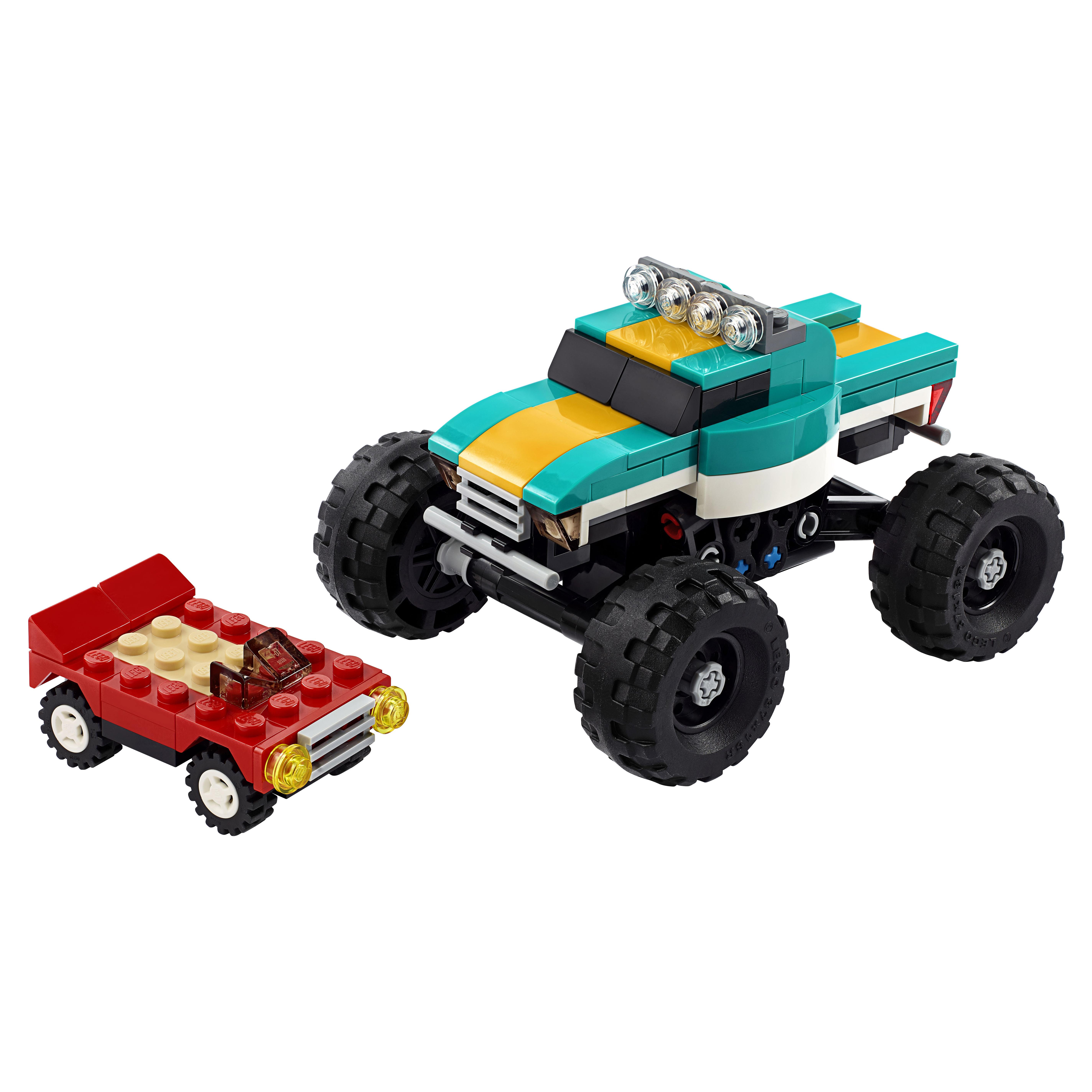 Конструктор LEGO Creator 31101 Монстр трак