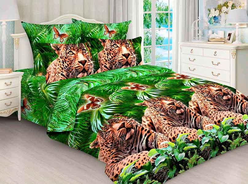 Комплект постельного белья Avrora Texdesign Бязь Люкс 4436, семейный