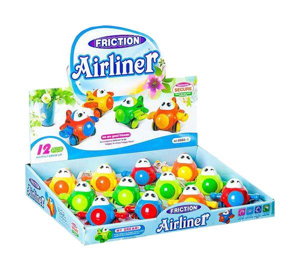 Набор самолетиков Shenzhen toys 12 штук В85821