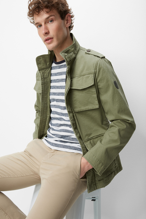 Куртка мужская Marc O'Polo 029670370/435 зеленая S фото