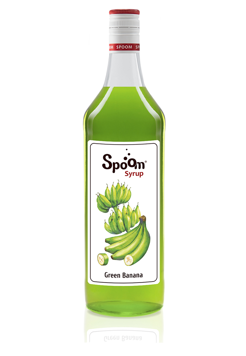 Сироп Spoom банан зеленый