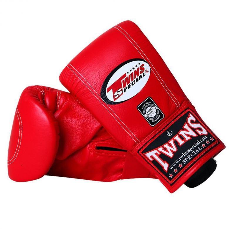Перчатки снарядные TWINS TBGL 3F красные