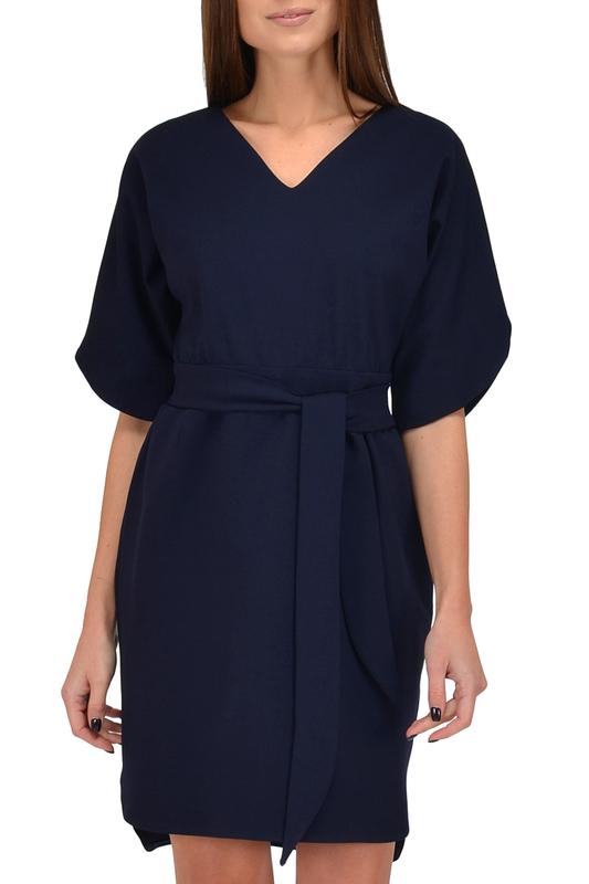 Платье женское Viserdi 1799-ТСН 349790 синее 56 RU фото