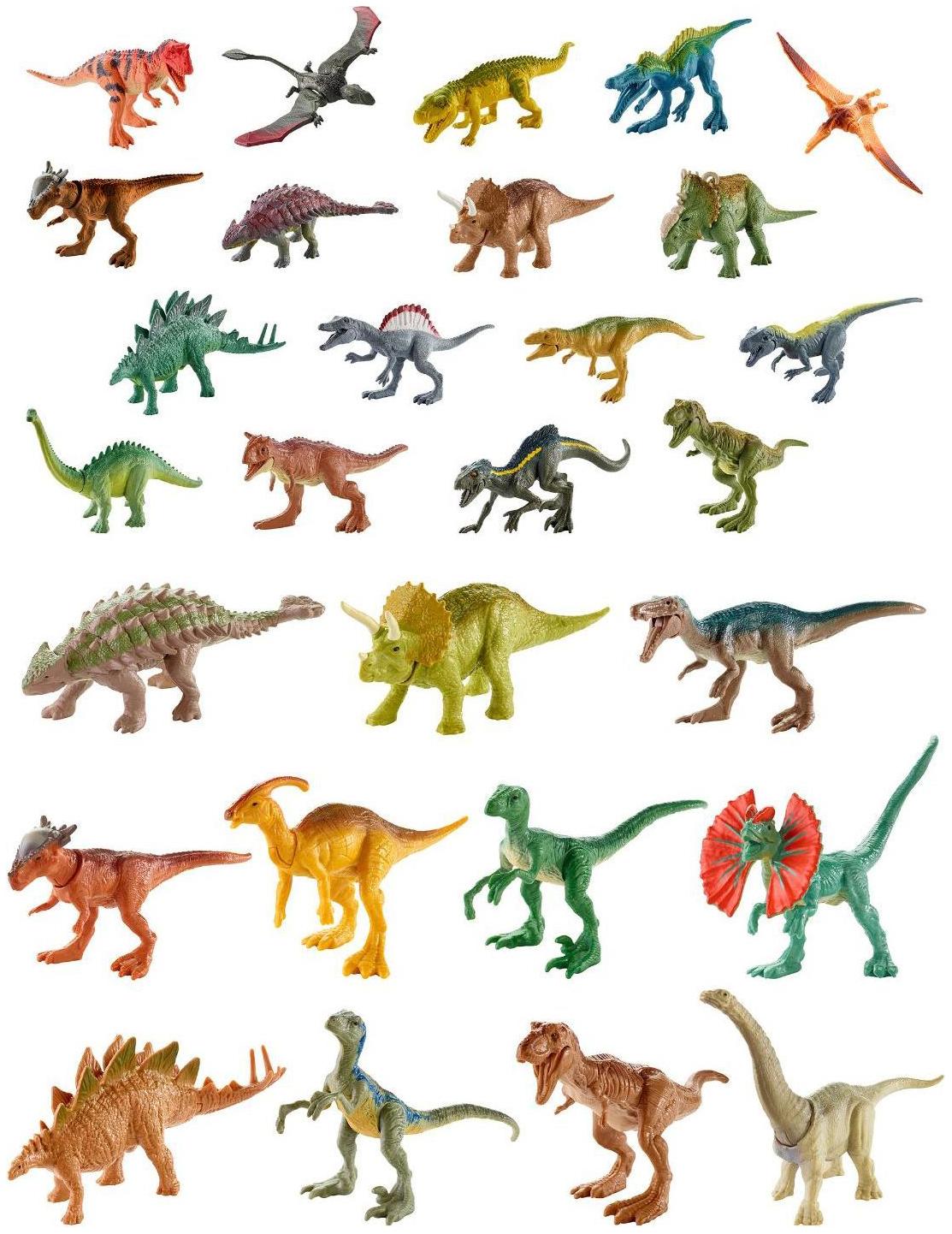 Фигурка Jurassic World Мини-динозавры фото