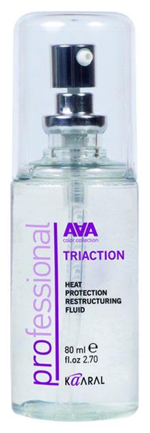 Купить Флюид для волос Kaaral AAA Тriaction Heat Protection Restructuring 80 мл