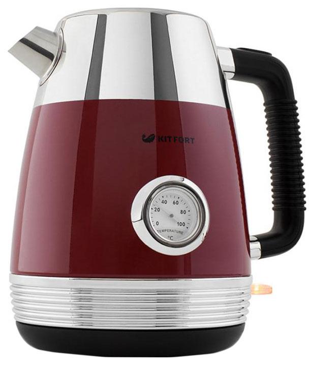 Чайник электрический Kitfort КТ-633-2 Red