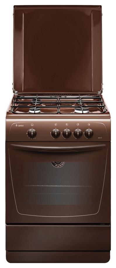 Газовая плита GEFEST ПГ 1200-С7 К89 Brown