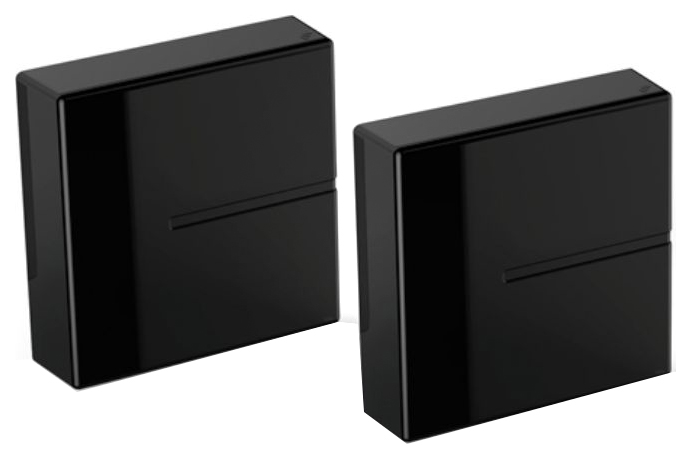 Модуль Meliconi Ghost Cubes Cover Black 480524