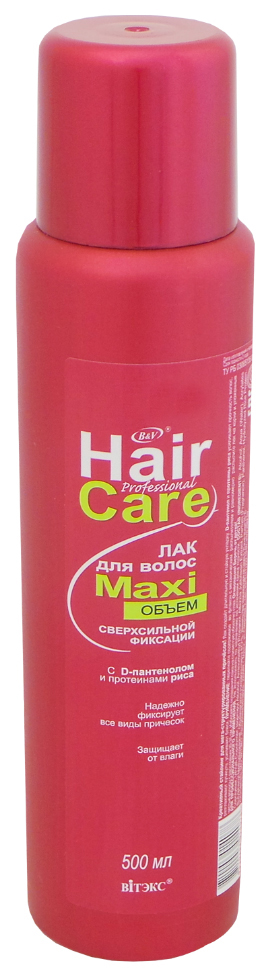 Лак для волос Витэкс Maxi Hair Care