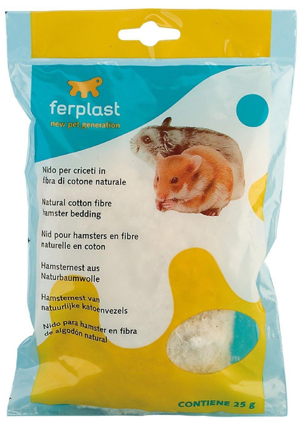 Домик для грызуна Ferplast FPU 4630 Гнездо для хомяков