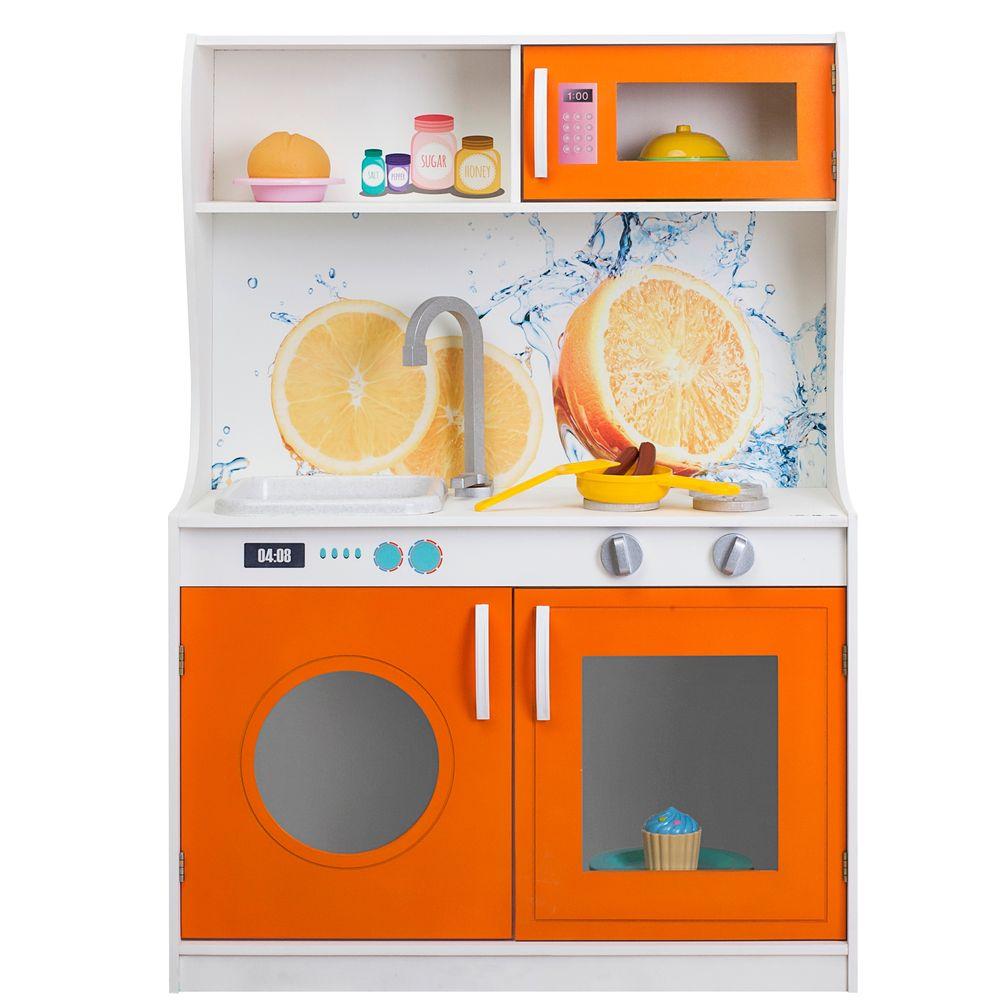 Купить Игрушечные кухни, Игрушечная кухня Paremo Фиори Аранцио Мини, Детская кухня
