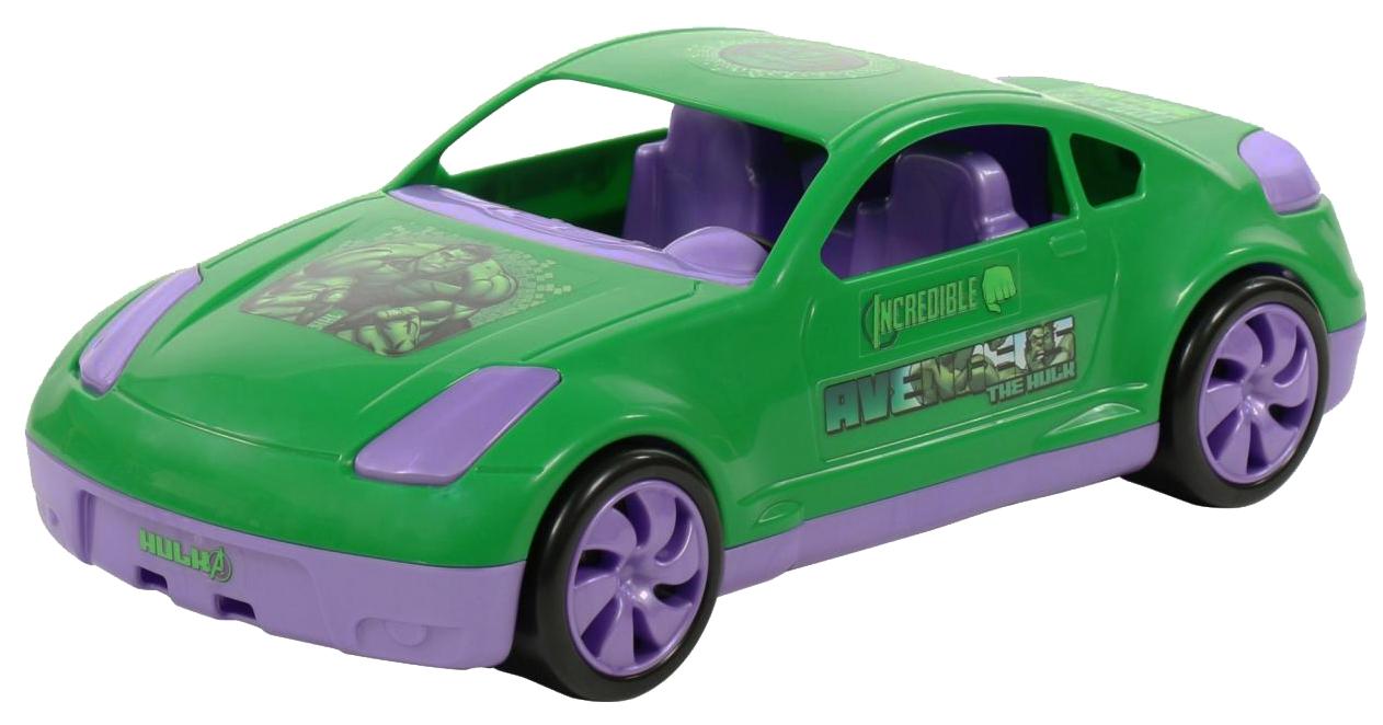 Купить Игрушки, Автомобиль Marvel Мстители Полесье Халк, Игрушечные машинки