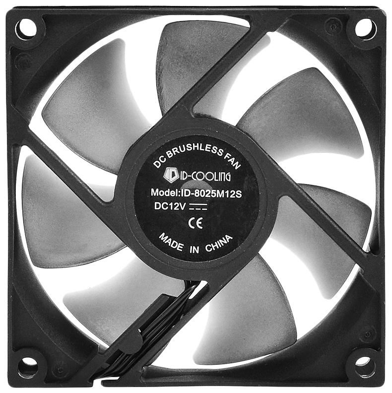Корпусной вентилятор ID COOLING NO 8025 SD