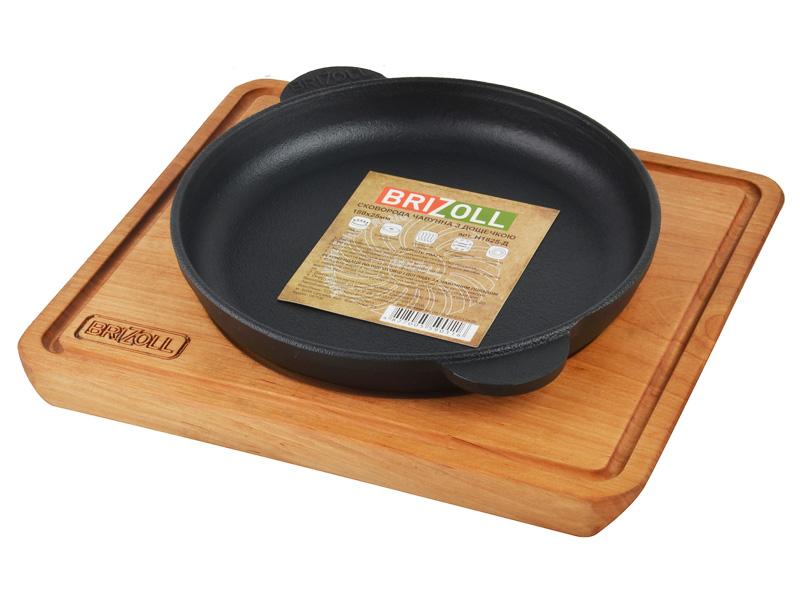 Сковорода BRIZOLL HoReCa Н1825 Д 18 см
