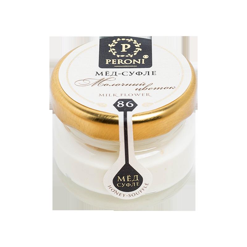 Мед-суфле Peroni Honey молочный цветок 30 г фото