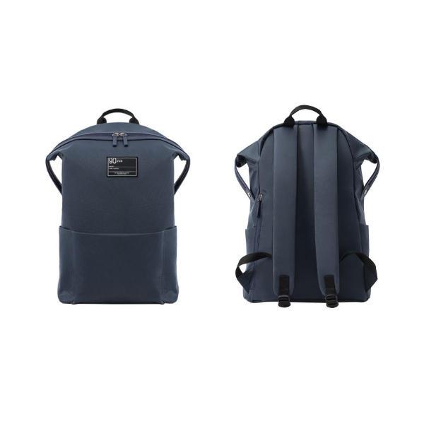 Рюкзак Xiaomi 90 Fun Lecture Laptop Backpack синий фото