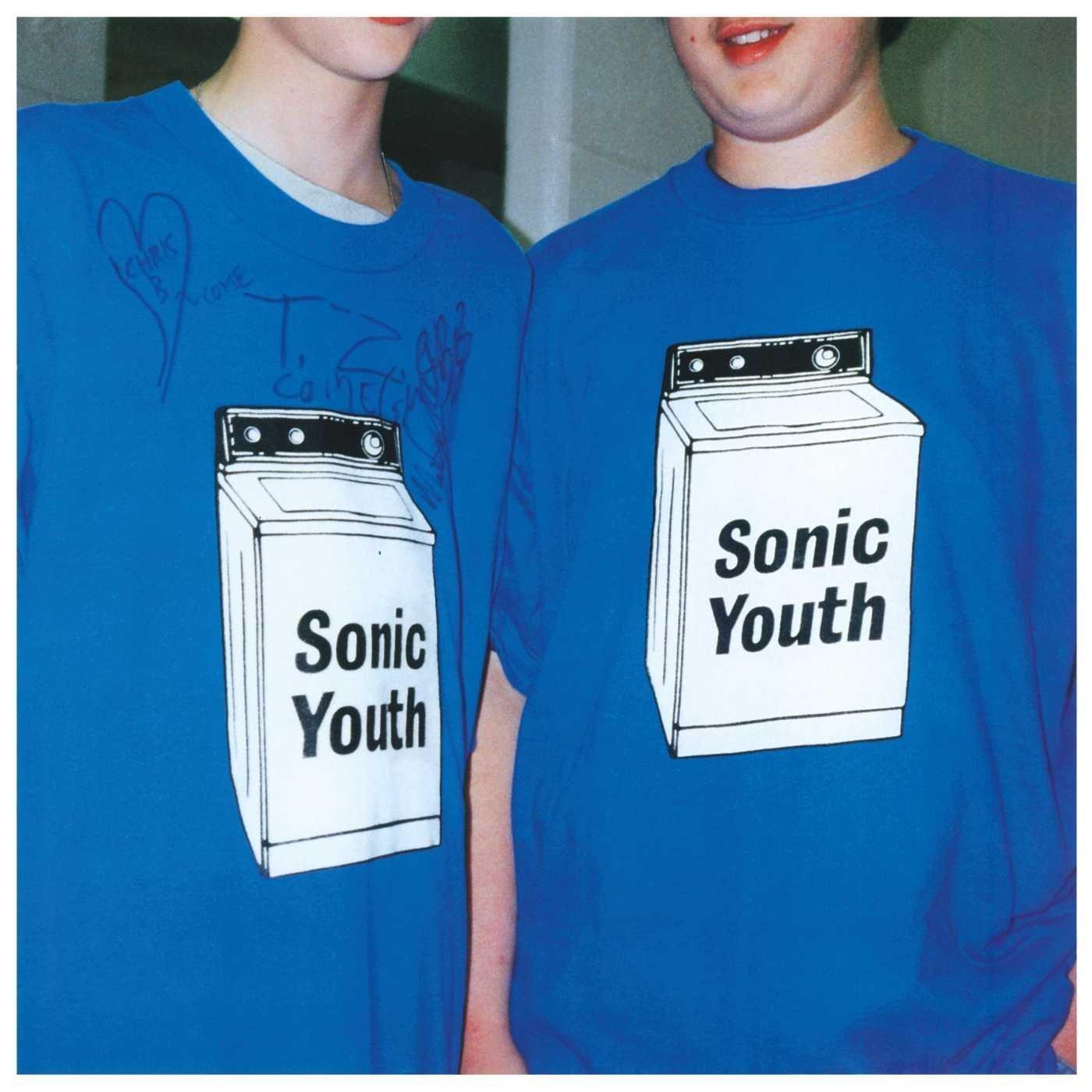 Виниловая пластинка Sonic Youth Washing Machine (LP), Universal Music  - купить со скидкой