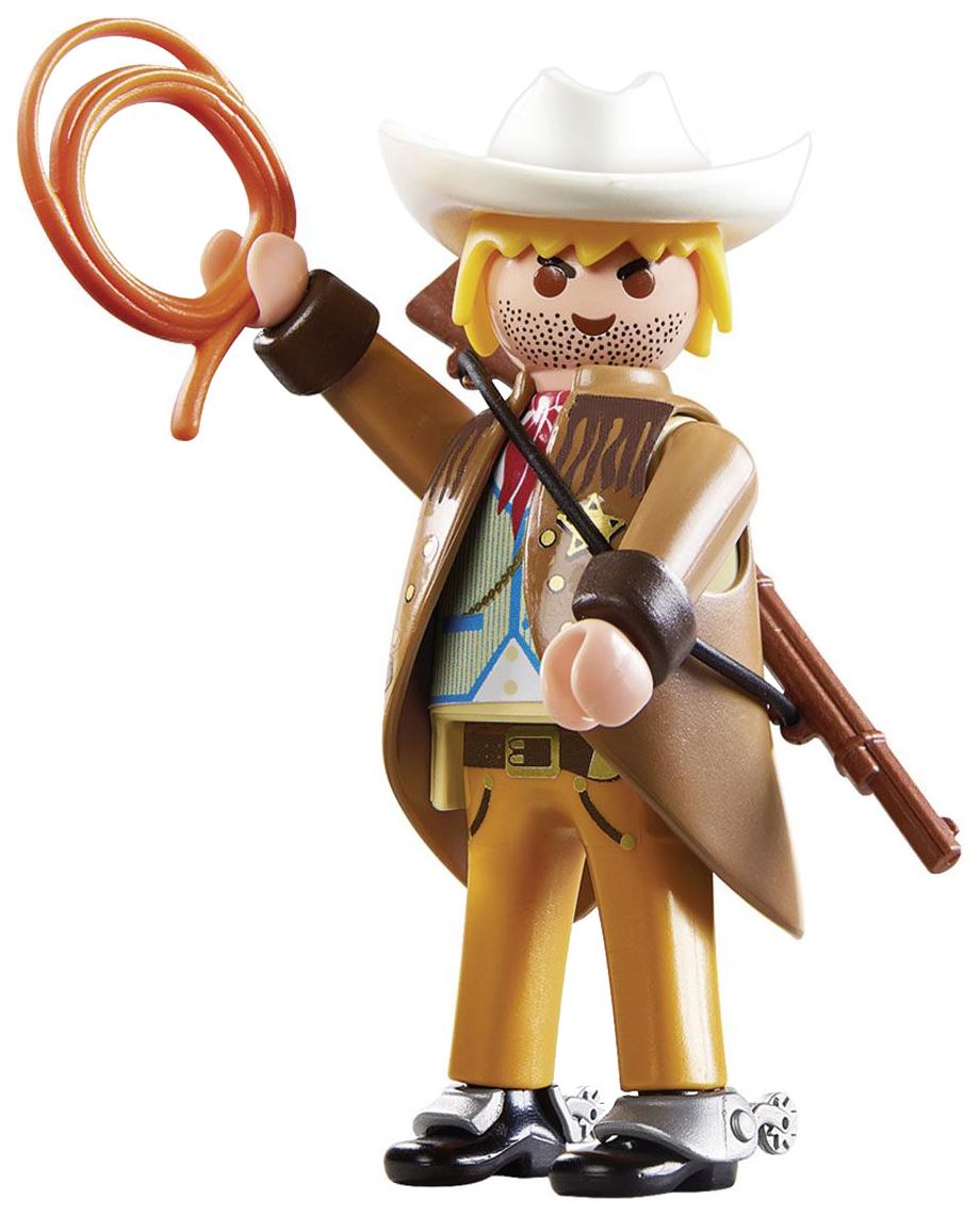 Игровой набор Playmobil Друзья: Шериф
