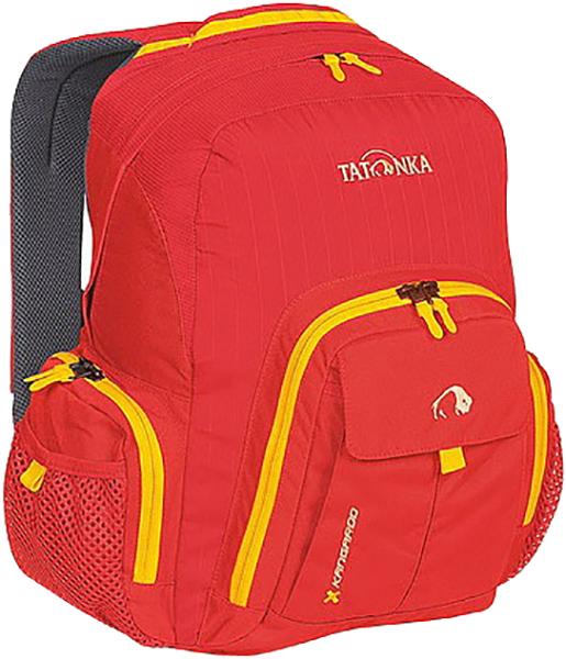 Туристический рюкзак Tatonka Kangaroo 27 л красный