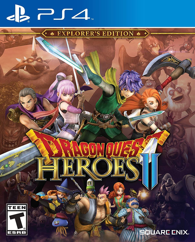 Игра Dragon Quest Heroes 2 Explorer's Edition