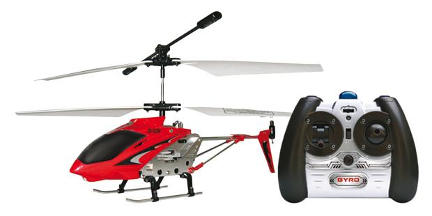 Радиоуправляемый вертолет 1TOY ИК GYRO 109