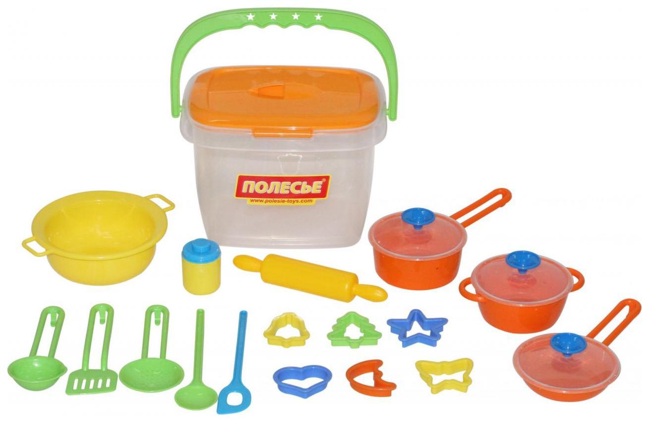 Набор Wader детской посуды 20 элементов