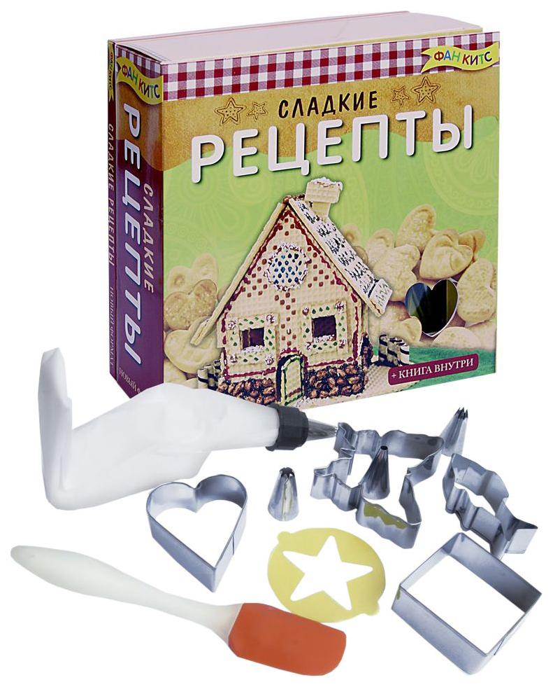 Игровой набор Маэстро Сладкие рецепты Fun kits