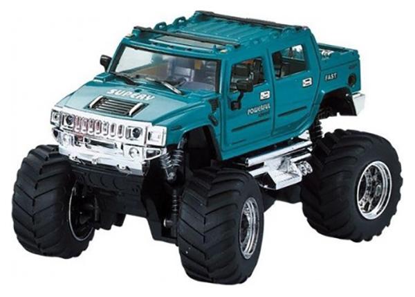 Купить Радиоуправляемая машинка Great Wall Toys Hummer Синий,